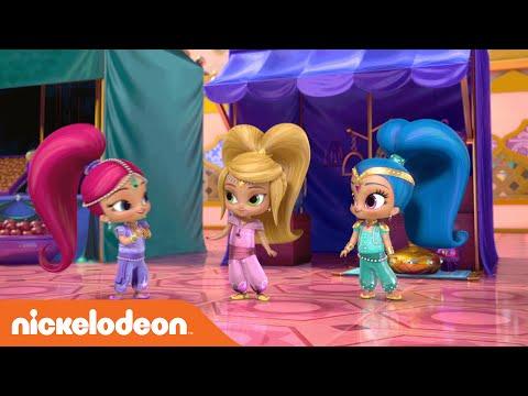 Shimmer and Shine | Meet Zeta | Nickelodeon