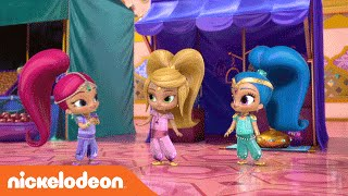 Shimmer and Shine | Meet Zeta | Nickelodeon