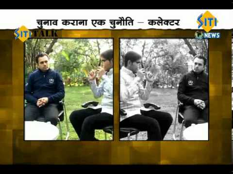 Walk the Talk with Indore Collector Akash tripathi