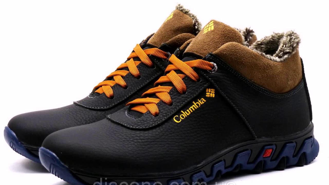 dd37e7258560 Ботинки Columbia Зимние Мужские