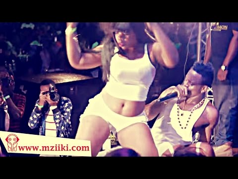 Diamond Platnumz - Live Perfomance At Leaders club