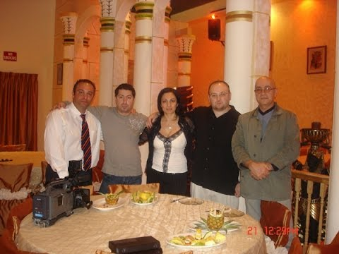 Food Show with Los Angeles Immigration Attorney Andre Boghosian, Levon Saryan and Grisha Aghakhanyan