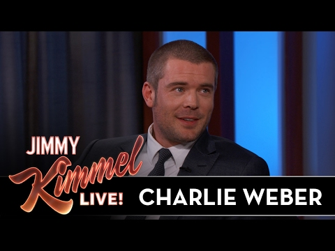 Charlie Weber on Playing College Football & Modeling