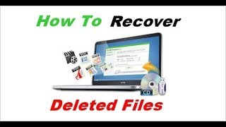 How To Recover Deleted Files From PC Windows 10
