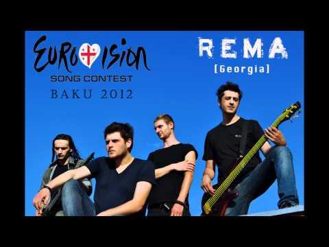 REMA - Feel Me - EUROVISION SONG CONTEST 2012 [GEORGIA]