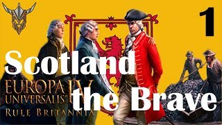 Europa Universalis IV - Rule Britannia Preview - Scotland - 1