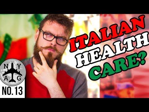 Italian Health Care Overview
