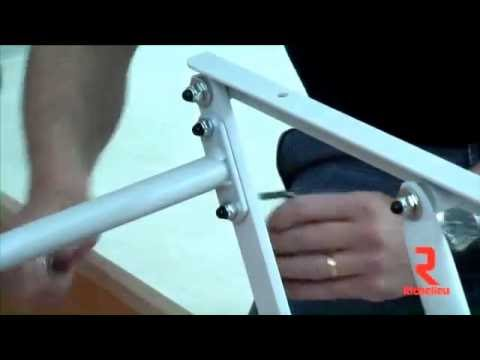 Quincaillerie richelieu instruction de montage de l 39 ensemble pour lit a - Lit 160x200 avec coffre de rangement ...