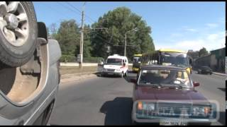 Одесса, ДТП на Водопроводной(, 2014-08-18T09:44:40.000Z)