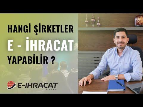 Hangi Şirketler E - İhracat Için Uygundur ? | Mert Tanciğer | Akademi Beyoğlu Semineri