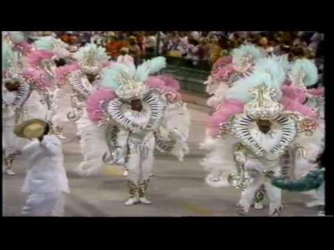 COMPACTO 1992 Desfiles Escolas de Samba Grupo Especial Rio - Manchete