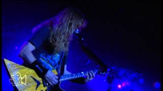 Megadeth - Headcrusher | Live in Sydney | Moshcam