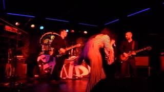 Panda live im Sage Club Berlin - Jeht kacken