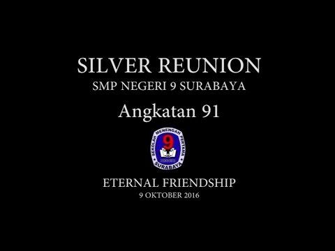 Silver Reunion - SMP Negeri 9 Surabaya