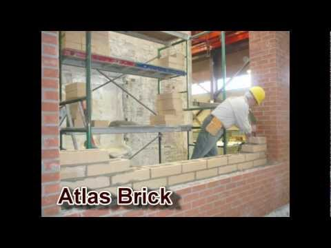 UL U935 Atlas Structural Brick 4 hr Fire Test Interstate Brick