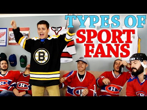 Stereotypes: Sport Fans