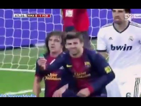 Carles Puyol The king of fairplay ... ❤️