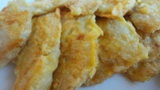 Cod Pancake (daegujeon)
