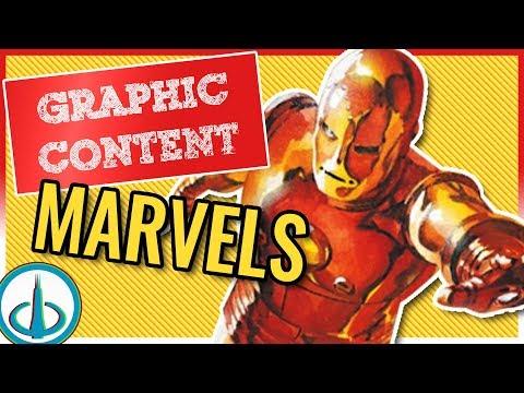 MARVELS - Alex Ross' Marvel Comics Masterpiece | Graphic Content
