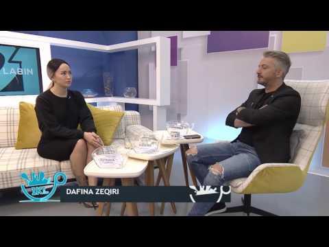 1 kafe me Labin - Dafina Zeqiri 22.05.2016