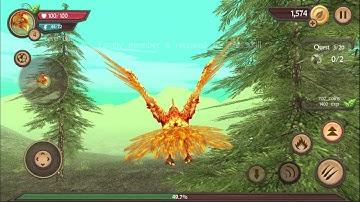 Phoenix Sim 3D iOS / Android Gameplay #1