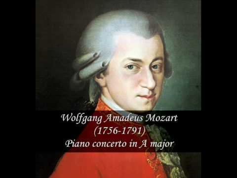 History of music - Part V (W. A. Mozart) - YouTube