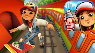 Subway Surfers World Tour 2020 Fullscreen - Unlimited Double Jump Unlocked Gameplay Walkthrough HD
