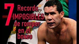 7 Records IMPOSIBLES de romper en el Boxeo.