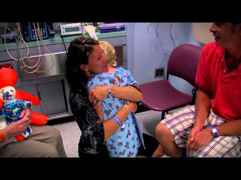 Seizures Lead to Pediatric Brain Surgery: Connor's Story