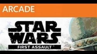 Star Wars: First Assault (Leaked Gameplay)