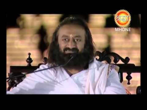SHRADDHA MH ONE : A talk by Sri Sri Ravi Shankar