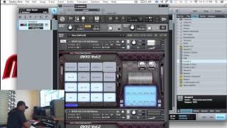 Kontakt Virtual Instrument OVXO V2 Beat Making Video MVP Loops