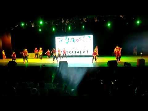 Shrimanta Shankar Academy 2018 Annual Day Zumba Performance