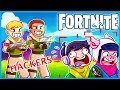 Download 2 AIMBOT HACKERS Get *BANNED* Mid Game in Fortnite: Battle Royale! (Fortnite Funny Cheater Moments)