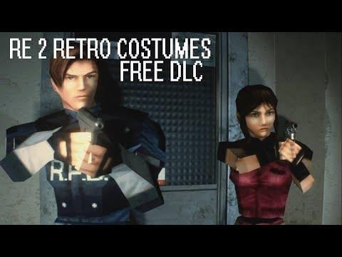 free dlc resident evil 2