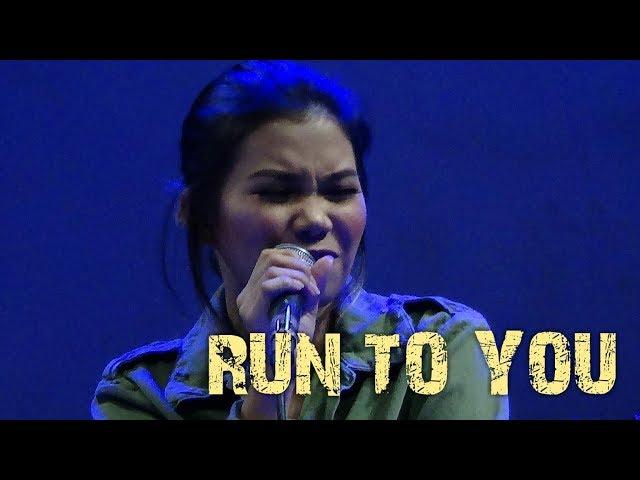 KATRINA VELARDE - Run To You (The MusicHall Metrowalk | May 16, 2018) #HD720p