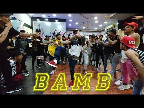 BAMB Song: Sukh-E Muzical Doctorz Feat. Badshah | Kartik Raja Choreography | Dance Cover