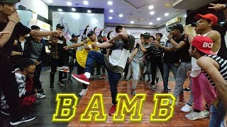 BAMB Song: Sukh-E Muzical Doctorz Feat. Badshah | Kartik Raja Choreography | Dance Cover