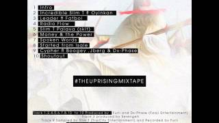 Slim T - Money and the Power (The Uprising Mixtape #TUM)