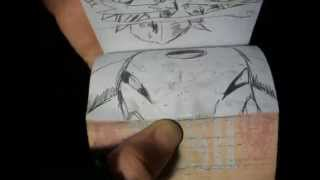 Flipbook Animation: Bleach(2)