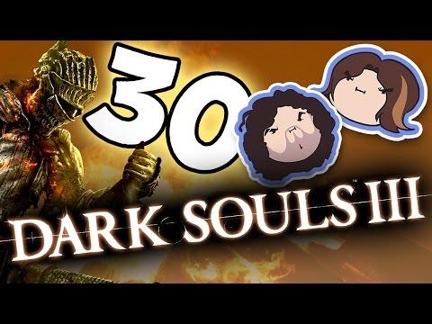 Dark Souls III: Cheese and Wine - PART 30 - Game Grumps