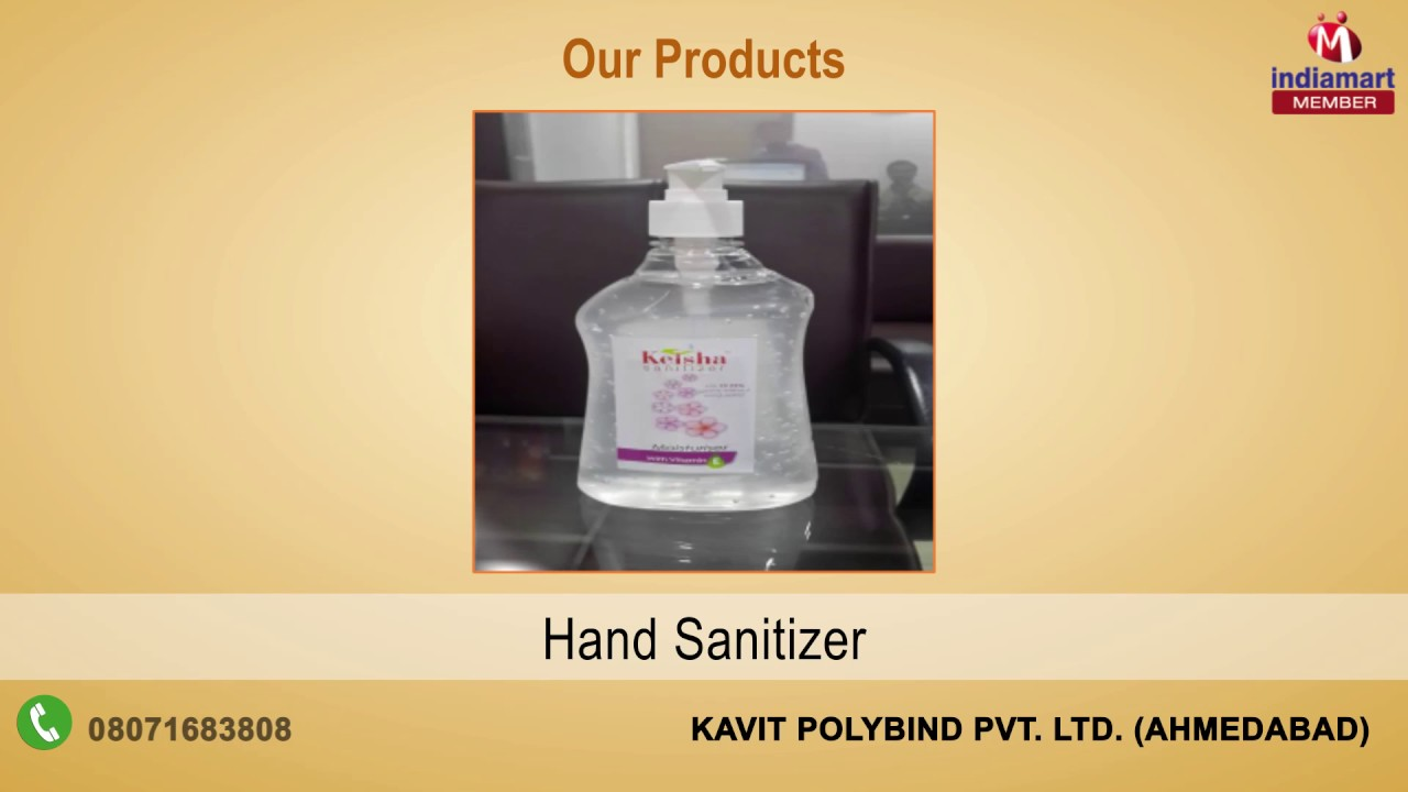 Detergent Polymer & Chemical Products By Kavit Polybind Pvt  Ltd , Ahmedabad