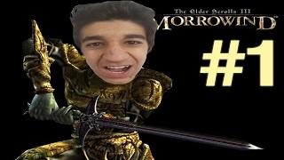 The Elder Scrolls 3: Morrowind - Balmora'ya Yolculuk