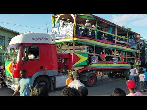 S3.E4 | More Scenes from Mashramani 2018 in Georgetown Guyana 🇬🇾