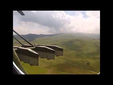 ФПСА на ковре вертолете
