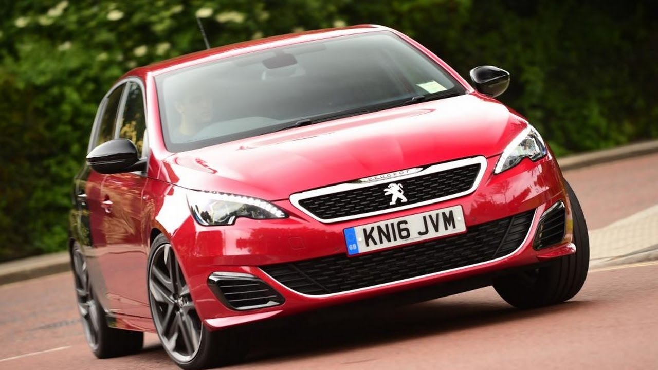 must watch! 2017 peugeot 308 gti specs review - youtube