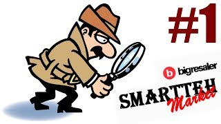 Домашний детектив №1. История о магазине-мошеннике Smartteh-market (Bigresaler) и его клонах(, 2017-11-27T08:00:01.000Z)