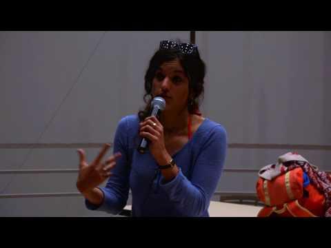 """Emma Benestan présente son film """"Belle gueule"""""""