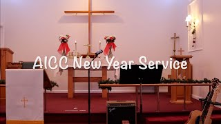 AICC NJ | New Year Service 2020 | Pastor Kamalesh Stephen