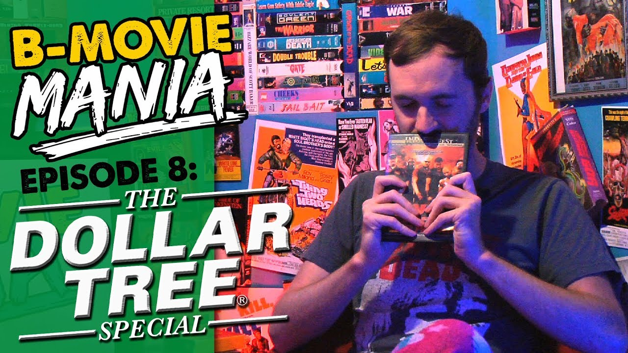 B-Movie Mania - The podcast where low budgets meet high praise!